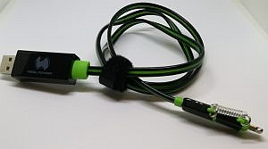 RealPower floating cable 2in1
